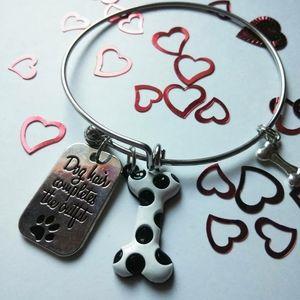 Jewelry - I Love Paw's Bracelet!